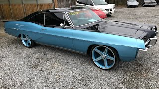 Test Drive 1967 Pontiac Catalina SOLD for $13,900 Maple Motors