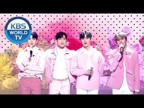 Jinyoung, Minhyuk, JaeHyun, Hwang Minhyun - You Are So Beautiful[2018 KBS Song Festival /2018.12.28]