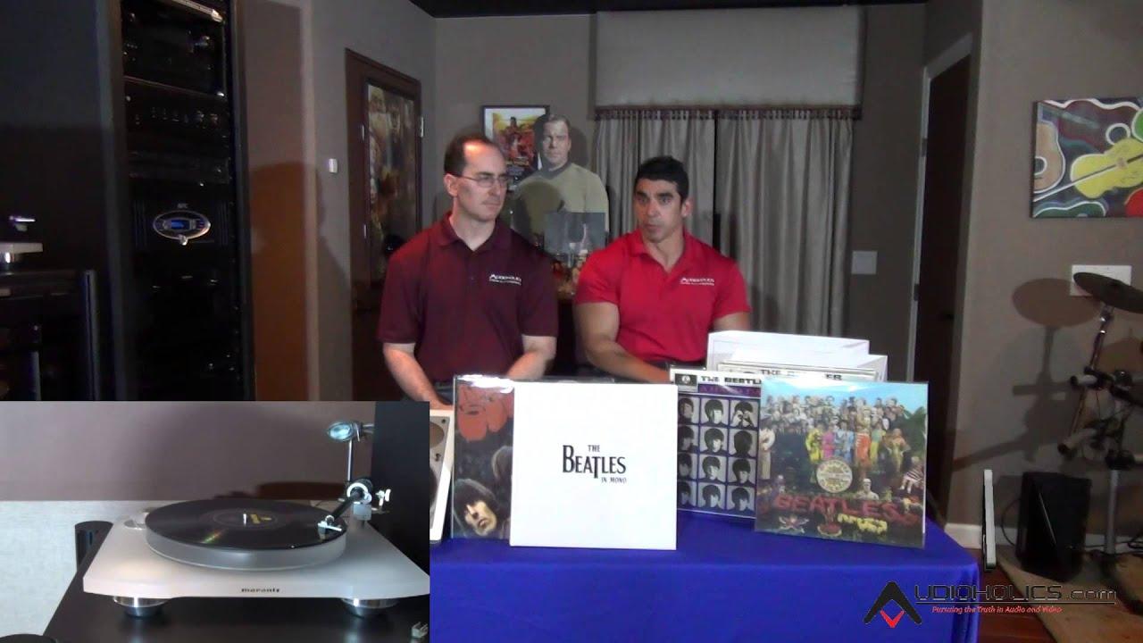 The Beatles Mono Masters 180g Vinyl Box Set Review Youtube