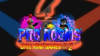Roblox Epic Mini Games Pro Servers Best Players And Max Titles Fight