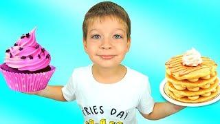 Johny Johny Yes Papa Song Breakfast Version by Funny Max Show
