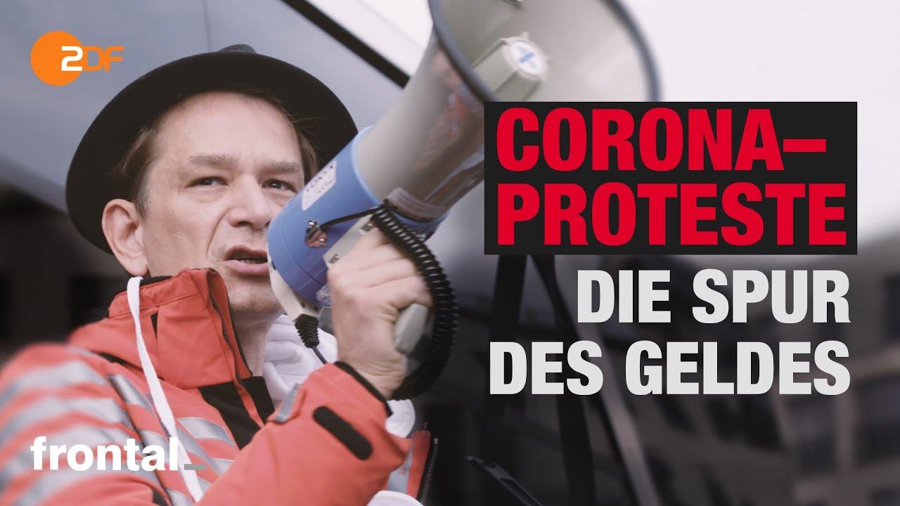 Download Corona-Proteste: Wer profitiert von den Spenden? I frontal