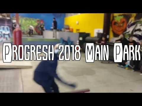 Progresh Colorado Indoor Skatepark 2018