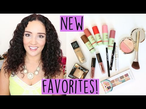 Current Favorites! New Becca x Jaclyn Hill, Pixi, Maybelline, Pacifica & More!