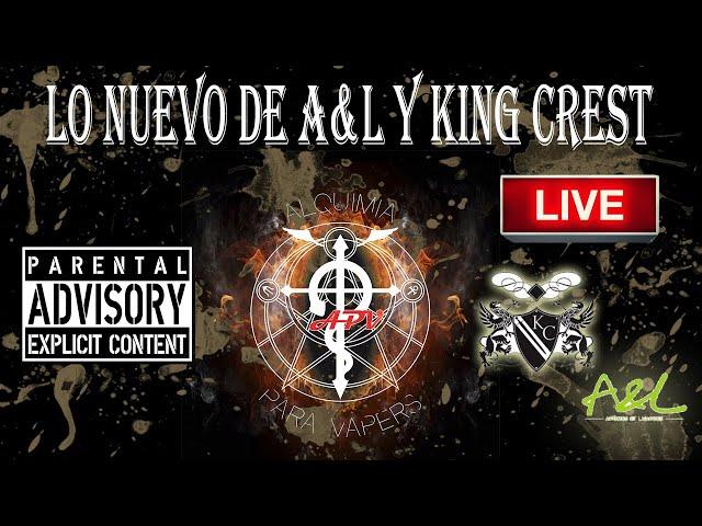 APV 295. Lo nuevo de A&L y King Crest