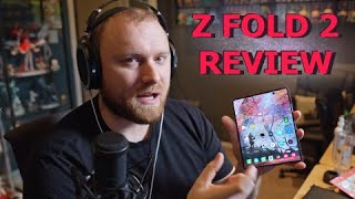 My SUPER late Samsung Galaxy Z Fold 2 REVIEW - Living with the FOLDY BOI