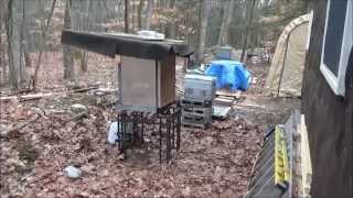 Happy Homestead Chickens And Building Tiny House Closet