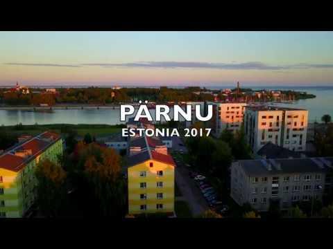 Pärnu 2017, Estonia / Video description 4K and editing - J.O.A
