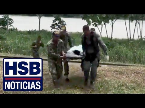 Desde Vigía del Fuerte llegó a Medellín un menor con quemaduras en el 39% de su cuerpo