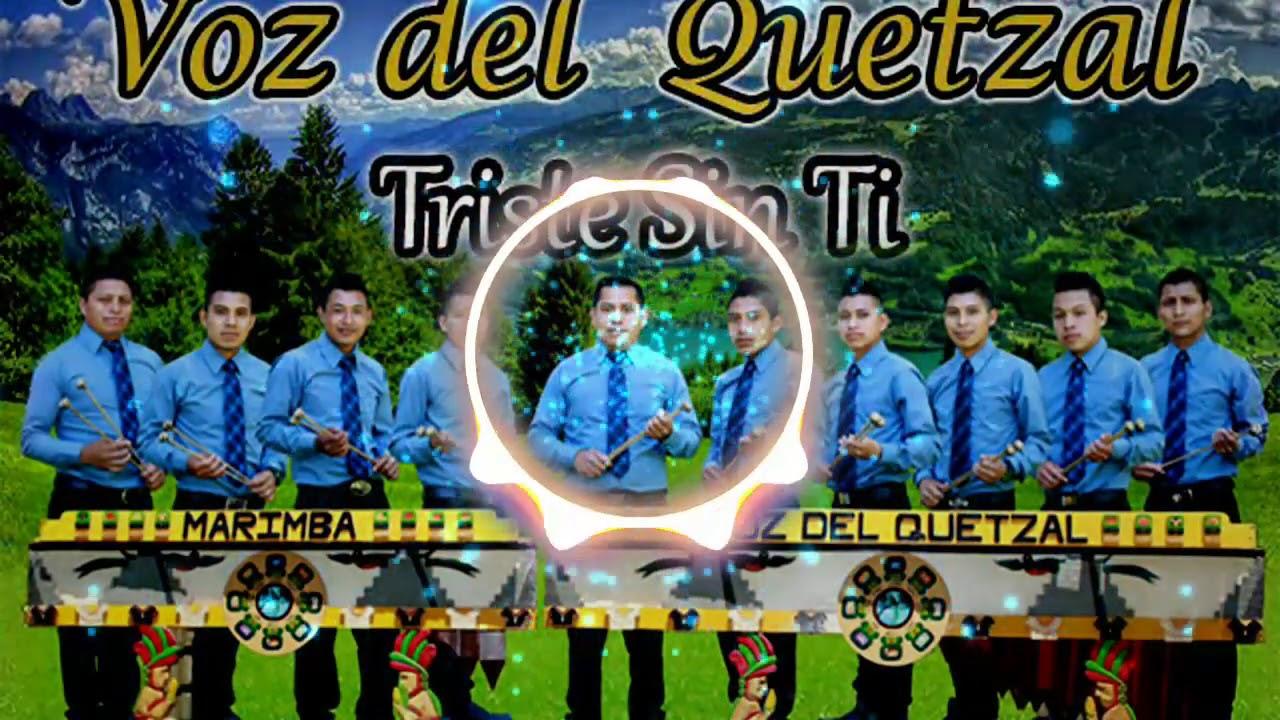 Álbum 3 completo Marimba Voz Del Quetzal