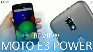 Moto E3 Power Review with Gaming, Camera Samples