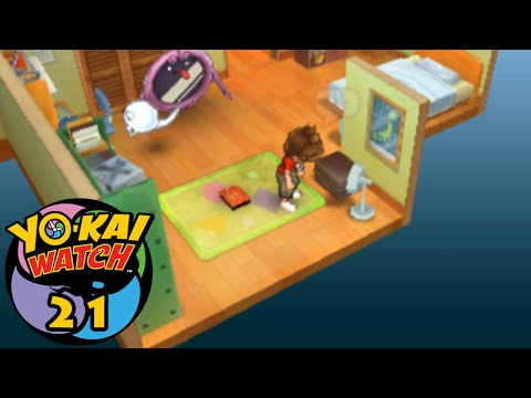 YO-KAI WATCH ÉPISODE 21 FR - Le retour des YOKAI ?!