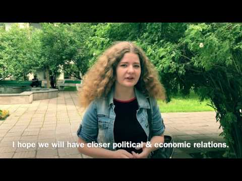 VOX POP from Moscow: What do you think of China and Sino-Russian relations?