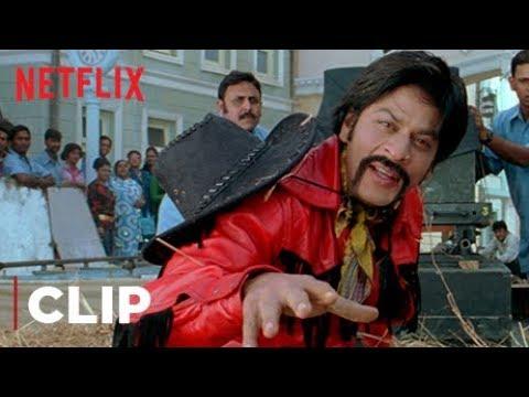 Download Shah Rukh Khan Funny Scene | Yenna Rascala, Mind It! | Om Shanti Om | Netflix India