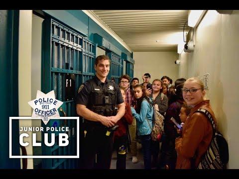Junior Police Club in Monterey, California