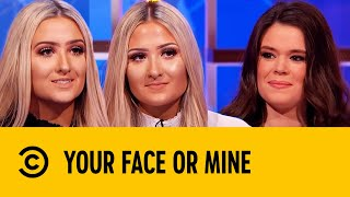 The Awkward Tinder Group Chat | Your Face Or Mine