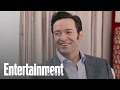 Hugh Jackman Looks Back On Landing The Role of Wolverine | Cover Shoot | Entertainment Weekly