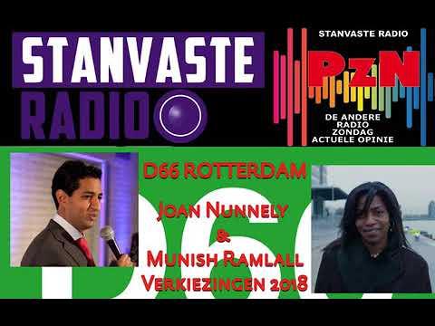 D66 ROTTERDAM BIJ STANVASTE RADIO/PZN