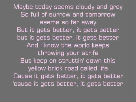 Todrick Hall - It gets better lyrics