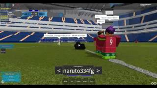 Roblox 2nd Half RSL vs RIFA Players,