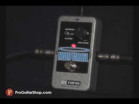 Electro Harmonix Holy Grail Reverb Nano