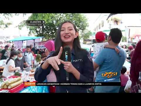 Live Report: Berburu Takjil di Pasar Rawamangun
