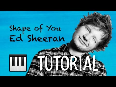 Shape of You (Ed Sheeran arr. Dario D'Aversa) [Easy-Intermediate Piano Tutorial]