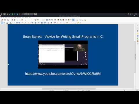 Talk & Demo - A New Programming Language