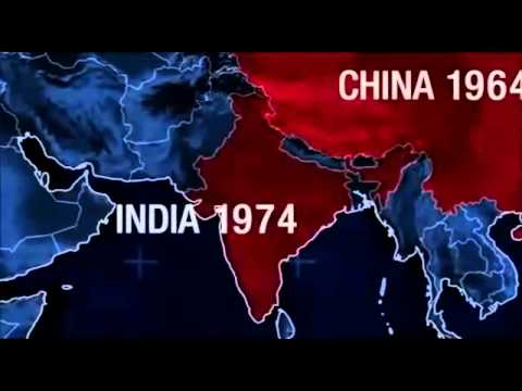 List of Countries tested their Nuclear Weapons  YouTube