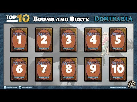 Market Monday Top 10 Booms and Busts Dominaria