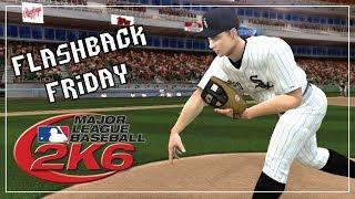 Flashback Friday - MLB 2K6 - White Sox vs. Cubs