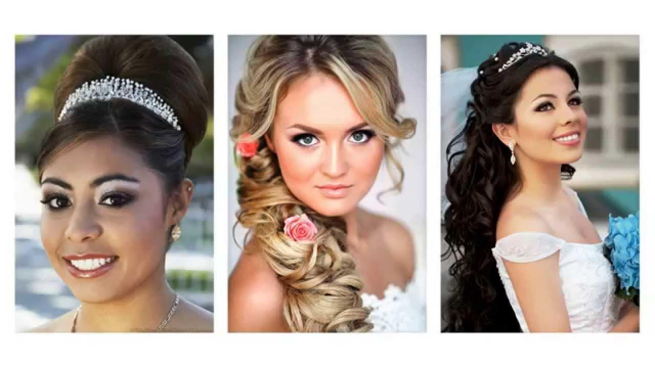 Brautfrisur Rundes Gesicht Youtube