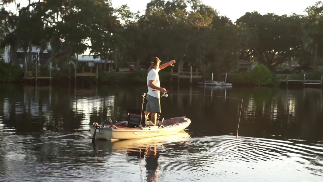 Pelican Catch 130 Hydryve  Affordable Pedal Drive Kayak