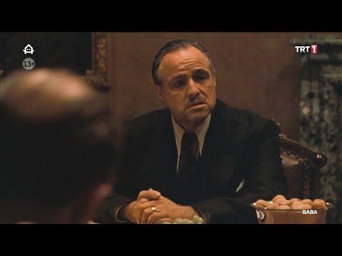 'The Godfather - Baba' TRT 2004 dublajı - Rüştü Asyalı, Tamer Karadağlı, Altan Gördüm, Mehmet Atay