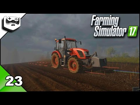 Farming Simulator 17 gameplay in romana episodul 23 | Follow