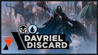 Davriel Discard | War of the Spark Standard Deck (MTG Arena)