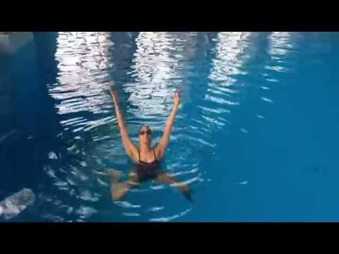 Eggbeater Exercise Waterpolo style - Synchronized Swimming