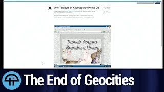 The End of Geocities