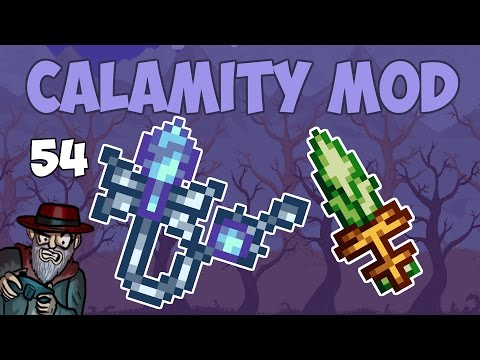 Terraria # 54 LEGENDARY WEAPONS HUNT! - 1.3.4 Calamity Mod Let's Play