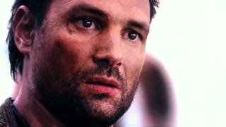 Spartacus Vengeance (The death of ashur)