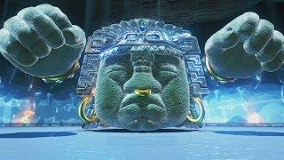 Super Mario Odyssey 100% Walkthrough Part 2 - Sand Kingdom (All Moons & Purple Coins)