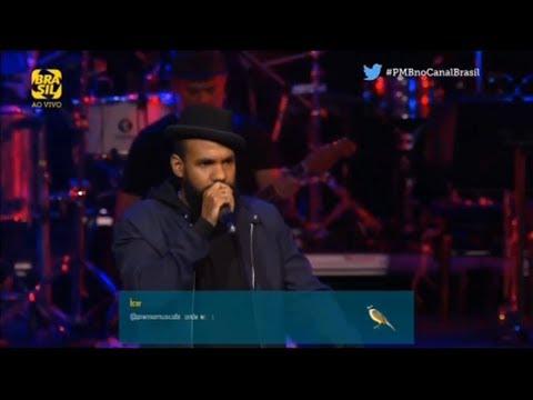 Baiana System no 28º Prêmio da música brasileira (19/07/2017)