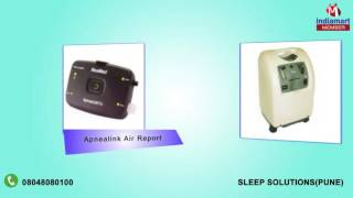 Ventilator and CPAP Mask by Sleep Solutions, Pune