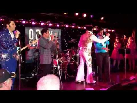 Suspicious Minds performed on The Country Music Cruise 2015