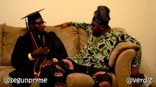 College Graduation Wrong Major   African Comedy