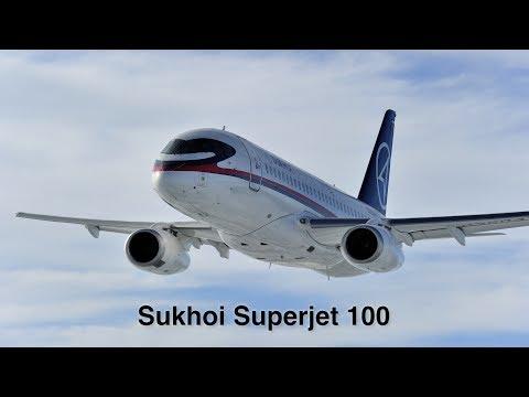 Sukhoi Superjet 100 :: 1/144 :: Zvezda :: Обзор, распаковка