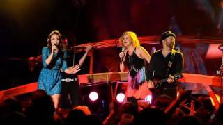 "Sugarland and Sara Bareilles cover ""Come On Eileen"" Video"