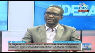 EXCLUSIVE: Ezra Chiloba's first interview since Supreme Court ruling - Sidebar thumbnail