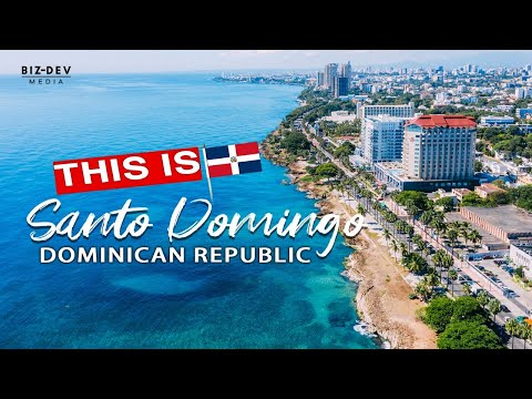 This is Santo Domingo, Dominican Republic by Biz-Dev Media