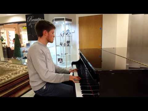 River Flows in You Piano Cover  David Bailie